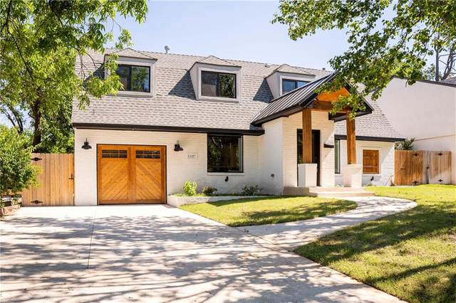 1107 Hemstead Place, Nichols Hills, OK 73116 (MLS #962768) :: ClearPoint Realty