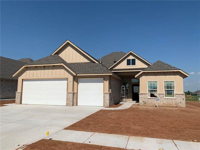 4612 Olivera Street, Mustang, OK 73064 (MLS #962795) :: ClearPoint Realty