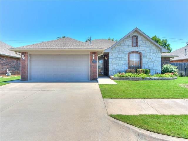 12400 Crystal Gardens Drive, Oklahoma City, OK 73170 (MLS #962821) :: The UB Home Team at Whittington Realty