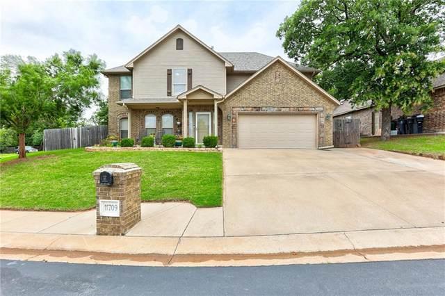 11709 Gwendolyn Lane, Oklahoma City, OK 73131 (MLS #962828) :: Your H.O.M.E. Team