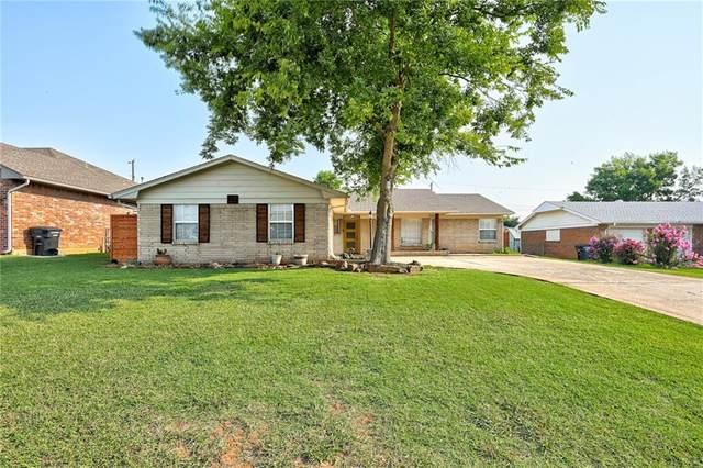 107 Kimberling Drive, Moore, OK 73160 (MLS #962829) :: Meraki Real Estate
