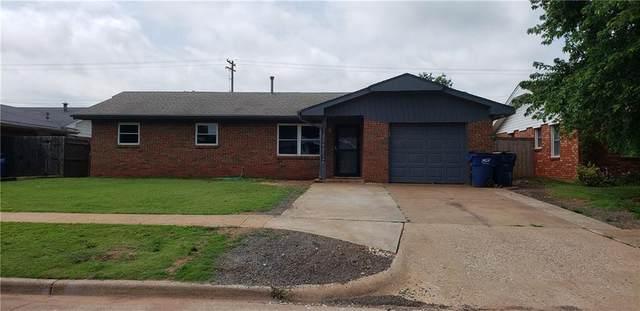 606 Redwood Drive, Noble, OK 73068 (MLS #962832) :: Meraki Real Estate