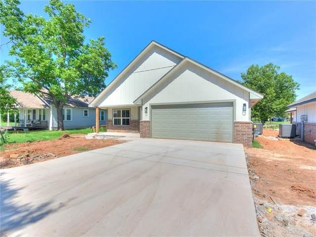 603 S Iowa Avenue, Coyle, OK 73027 (MLS #962834) :: Homestead & Co