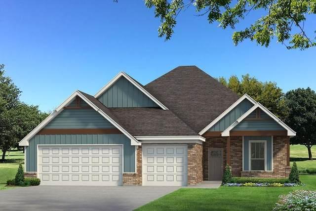 608 Dardanelle Pass, Edmond, OK 73025 (MLS #962839) :: ClearPoint Realty