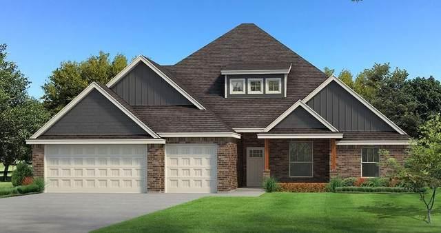 616 Dardanelle Pass, Edmond, OK 73025 (MLS #962848) :: ClearPoint Realty