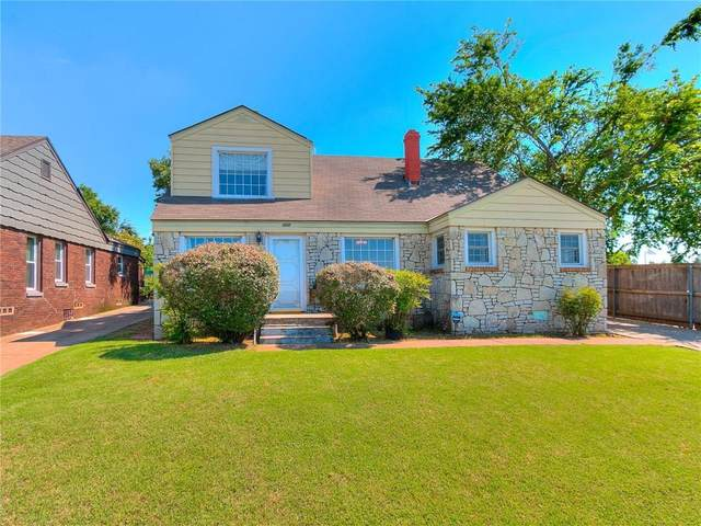 1008 NW 49th Street, Oklahoma City, OK 73118 (MLS #962851) :: ClearPoint Realty