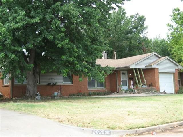 2932 NW 70th Street, Oklahoma City, OK 73116 (MLS #962873) :: Homestead & Co