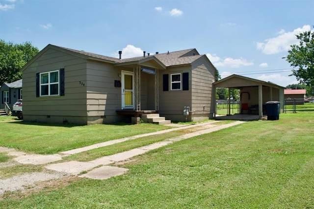 324 W 10th Street, Stroud, OK 74079 (MLS #962874) :: ClearPoint Realty