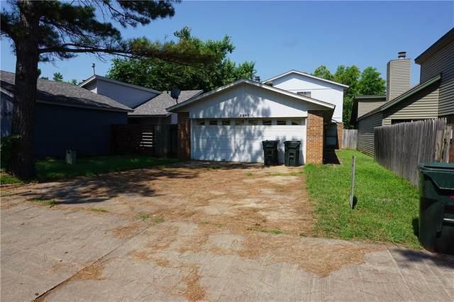2007 Oakhurst Avenue, Norman, OK 73071 (MLS #962891) :: The UB Home Team at Whittington Realty