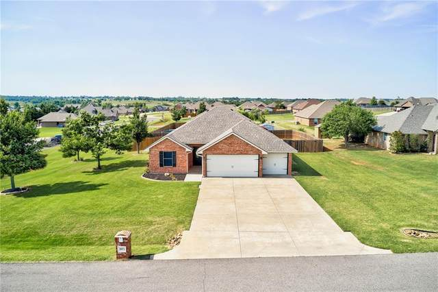 2671 NW 3rd Street, Newcastle, OK 73065 (MLS #962900) :: ClearPoint Realty