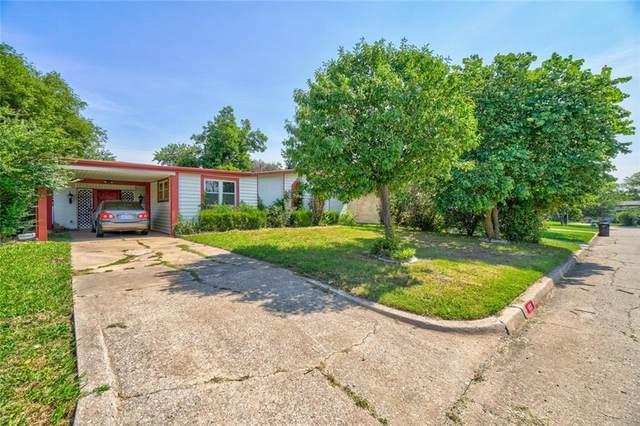 103 Bellaire Drive, Moore, OK 73160 (MLS #962904) :: Homestead & Co