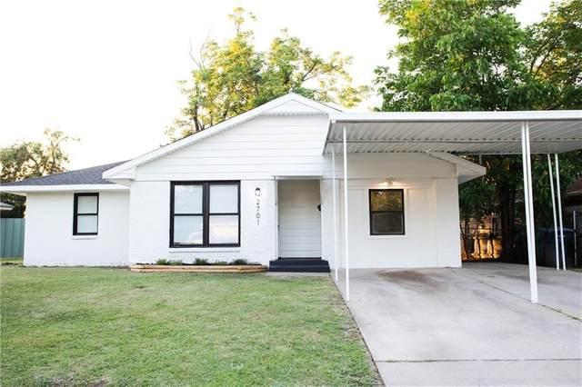 2701 SW 46th Terrace, Oklahoma City, OK 73119 (MLS #962917) :: ClearPoint Realty