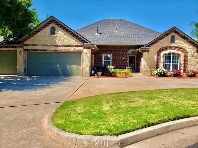2801 Silver Glade Road, Oklahoma City, OK 73120 (MLS #962919) :: Homestead & Co