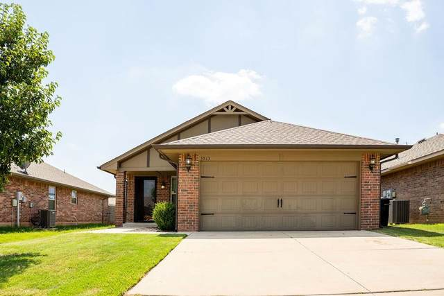3513 Green Apple Place, Moore, OK 73160 (MLS #962922) :: ClearPoint Realty