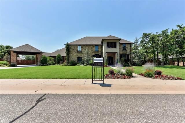 2300 Lone Oak Way, Edmond, OK 73034 (MLS #962933) :: Sold by Shanna- 525 Realty Group