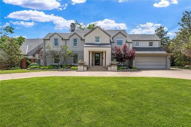 6606 N Pennsylvania Avenue, Nichols Hills, OK 73116 (MLS #962947) :: Homestead & Co