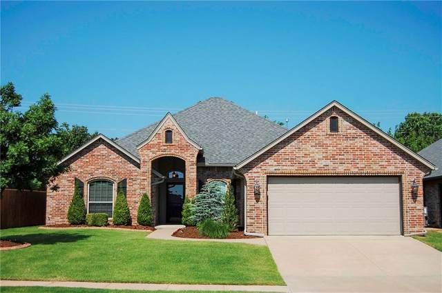17013 Prado Drive, Oklahoma City, OK 73170 (MLS #962960) :: Homestead & Co