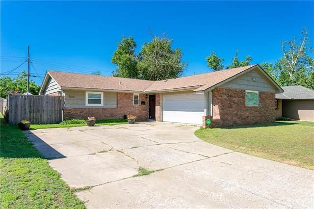 5616 NW 61st Street, Warr Acres, OK 73122 (MLS #962981) :: The UB Home Team at Whittington Realty