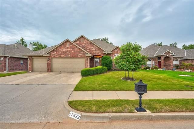 12533 Village Lane, Oklahoma City, OK 73170 (MLS #963010) :: Homestead & Co