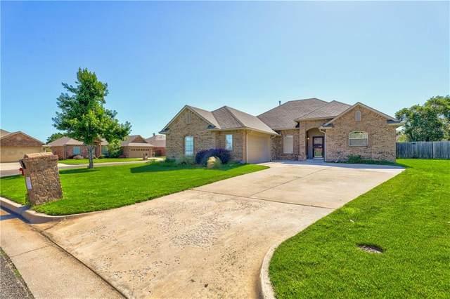 13148 N Loblolly Pine Street, Choctaw, OK 73020 (MLS #963016) :: Erhardt Group at Keller Williams Mulinix OKC