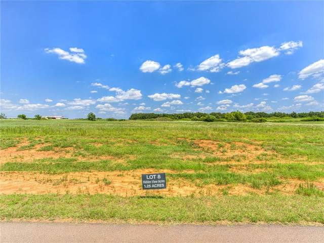 8 Hidden View Acres Drive, Blanchard, OK 73010 (MLS #963033) :: Keller Williams Realty Elite