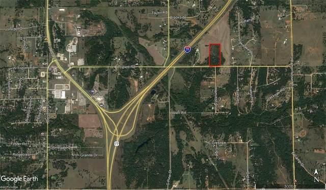 2000 E Triplett Road, Guthrie, OK 73044 (MLS #963053) :: The UB Home Team at Whittington Realty