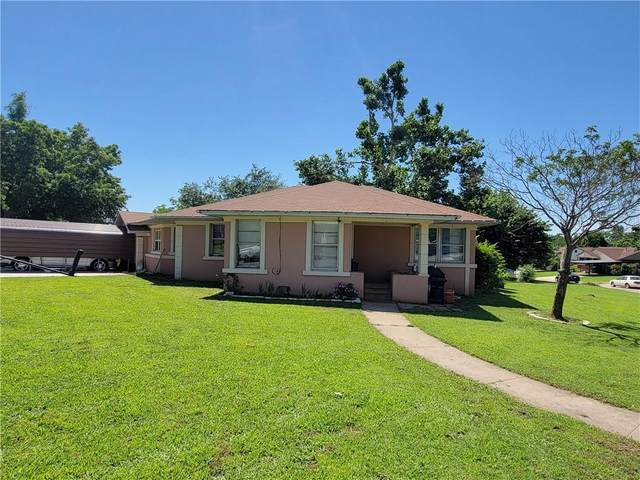 3856 NW 32nd Street, Oklahoma City, OK 73112 (MLS #963057) :: ClearPoint Realty