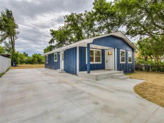 539 SW 33rd Street, Oklahoma City, OK 73109 (MLS #963070) :: Homestead & Co
