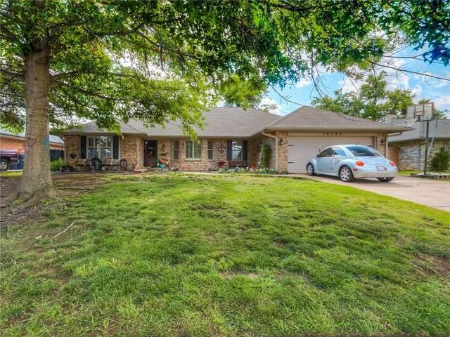 10305 Goldenrod Lane, Oklahoma City, OK 73162 (MLS #963094) :: Keller Williams Realty Elite