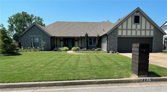 7738 E 87th Court, Tulsa, OK 74133 (MLS #963104) :: Maven Real Estate