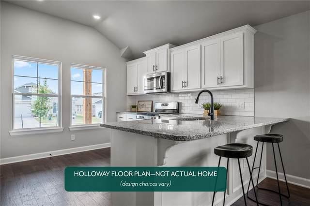15501 Ridley Drive, Edmond, OK 73013 (MLS #963113) :: Meraki Real Estate