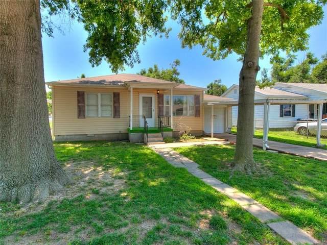 6902 NW 52nd Street, Bethany, OK 73008 (MLS #963115) :: The UB Home Team at Whittington Realty