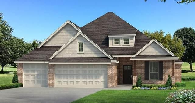 629 E Barajas Terrace, Mustang, OK 73064 (MLS #963117) :: Homestead & Co