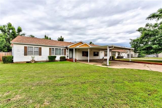 2919 N Hammond Avenue, Oklahoma City, OK 73127 (MLS #963142) :: Homestead & Co