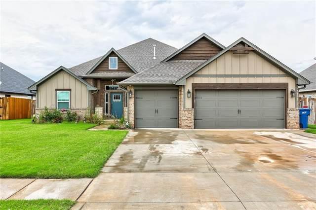 489 Auburn Lane, Piedmont, OK 73078 (MLS #963145) :: Homestead & Co