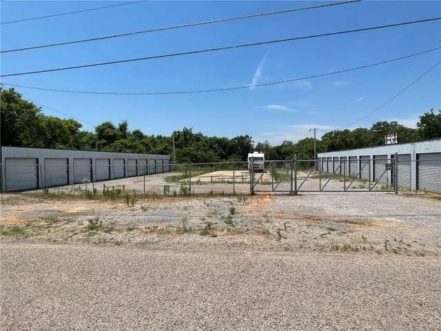 13602 Coker Road, Shawnee, OK 74804 (MLS #963170) :: The UB Home Team at Whittington Realty