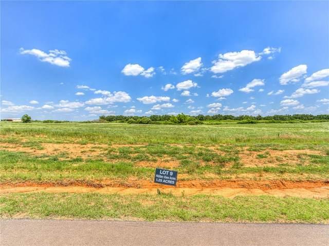 9 Hidden View Acres Drive, Blanchard, OK 73010 (MLS #963207) :: Keller Williams Realty Elite