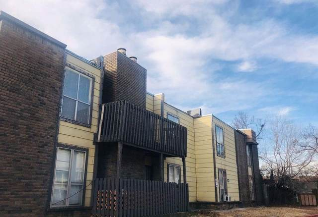 6554 N Meridian Avenue #210, Oklahoma City, OK 73116 (MLS #963208) :: The UB Home Team at Whittington Realty
