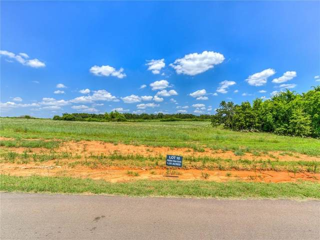 10 Hidden View Acres Drive, Blanchard, OK 73010 (MLS #963210) :: Keller Williams Realty Elite