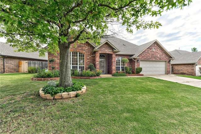 12708 Meadow Crest Drive, Oklahoma City, OK 73170 (MLS #963237) :: Homestead & Co