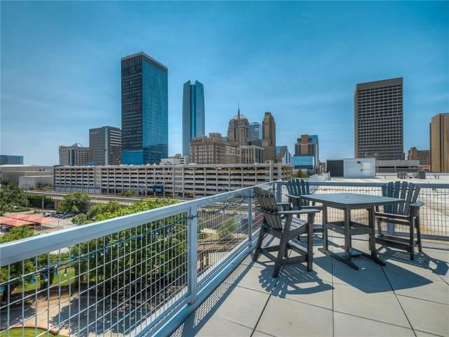 1 NE 2nd Street #506, Oklahoma City, OK 73104 (MLS #963262) :: ClearPoint Realty