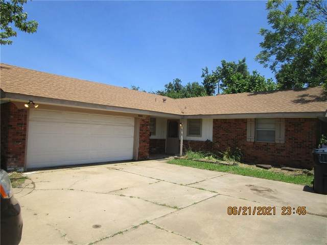 8008 S Youngs Blvd. Street, Oklahoma City, OK 73159 (MLS #963280) :: ClearPoint Realty