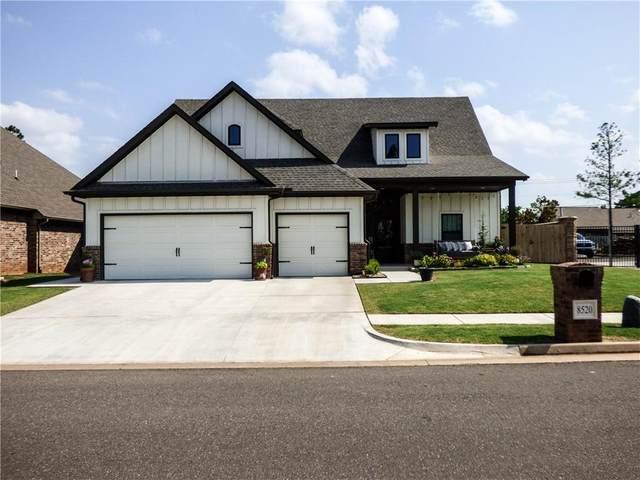 8520 NW 123rd Street, Oklahoma City, OK 73142 (MLS #963283) :: Homestead & Co