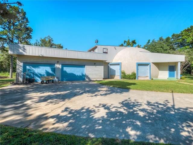 3319 Ives Way, Choctaw, OK 73020 (MLS #963284) :: Erhardt Group at Keller Williams Mulinix OKC