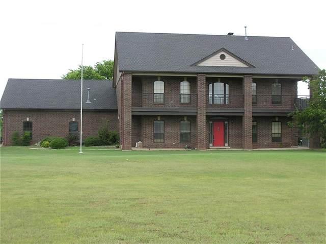 4609 NE Trails End Street, Piedmont, OK 73078 (MLS #963304) :: The UB Home Team at Whittington Realty