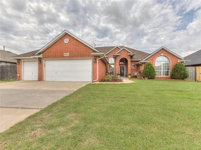 8821 NW 116th Terrace, Oklahoma City, OK 73162 (MLS #963311) :: Homestead & Co