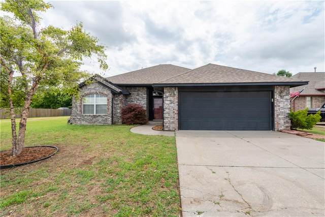 4113 Notting Hill Drive, Moore, OK 73160 (MLS #963352) :: Your H.O.M.E. Team