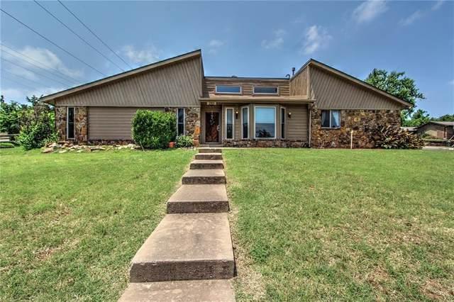 2101 Hidden Valley Road, Edmond, OK 73013 (MLS #963357) :: ClearPoint Realty