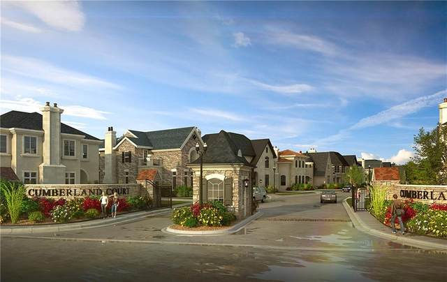 1119 Cumberland Court, Nichols Hills, OK 73116 (MLS #963375) :: Erhardt Group
