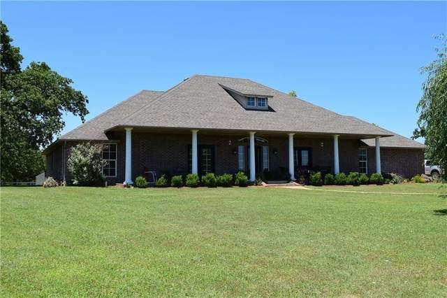 14550 S Dobbs Road, Luther, OK 73054 (MLS #963405) :: Meraki Real Estate